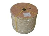 Sisal Rope with Wooden Wheel